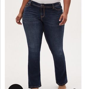 Relaxed Bootcut Torrid Jeans